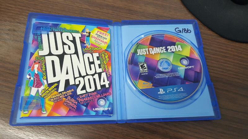 SONY Sony PlayStation 4 Game JUST DANCE 2014 PS4
