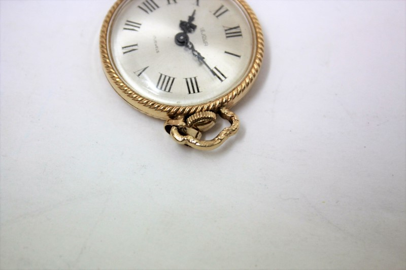LE JOUR Pocket Watch 17 JEWEL POCKET WATCH