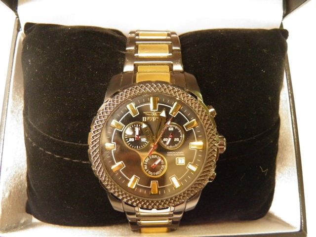 INVICTA Gent's Wristwatch 2575