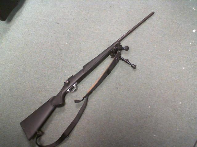 REMINGTON FIREARMS & AMMO Rifle 700
