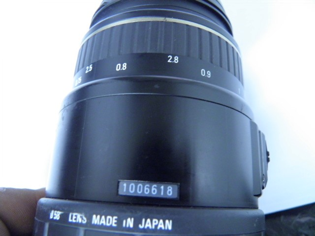 SIGMA Lens/Filter 70-210MM F/2.8 APO LENS FOR NIKON AIS