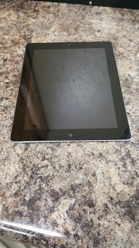 """AS IS - Apple iPad 2, 64gb (9.7"""", FC916LL/A, Black, Wi-Fi)"""