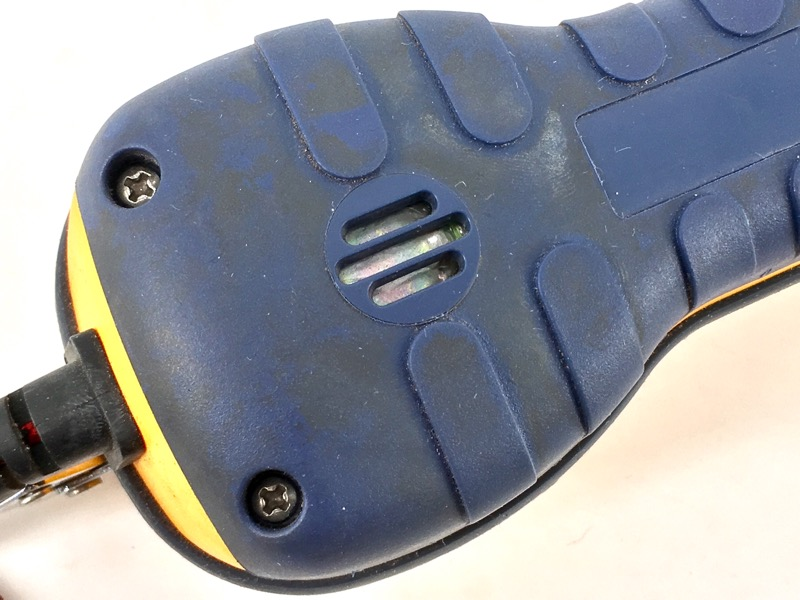 Fluke Networks TS44 PRO Telephone Test Set W/ Piercing Pin Clips