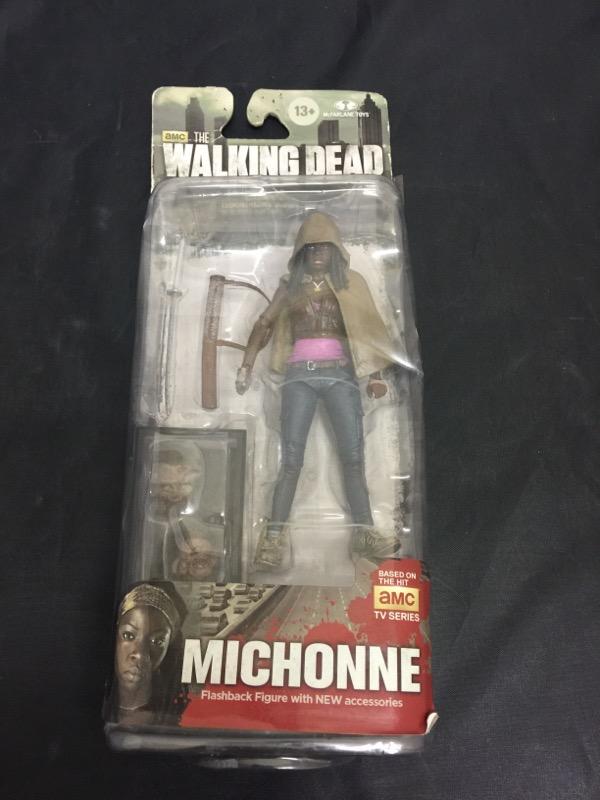 MICHONNE W/SWORD