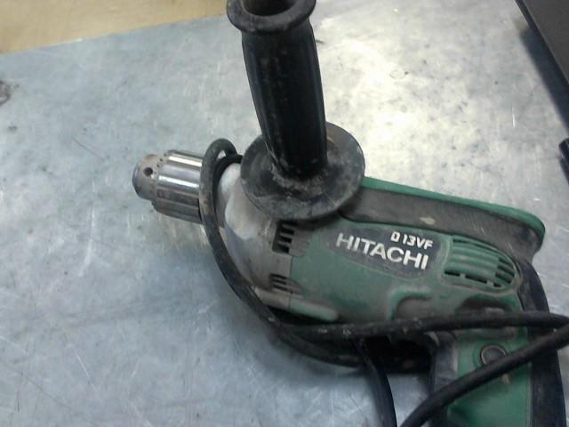 HITACHI Corded Drill D13VF