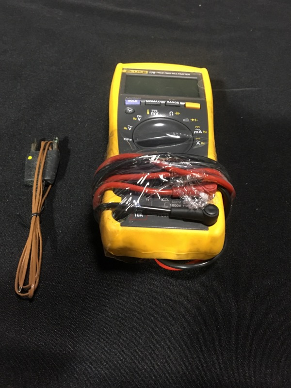 FLUKE Multimeter 179 TRUE RMS MULTIMETER