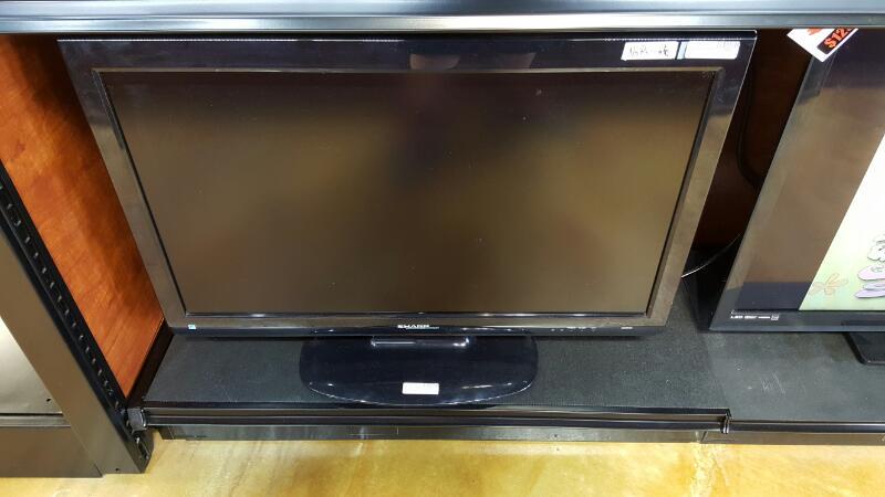 SHARP Flat Panel Television LC-32SB24U