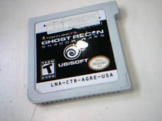 NINTENDO Nintendo 3DS Game GHOST RECON SHADOW WARS