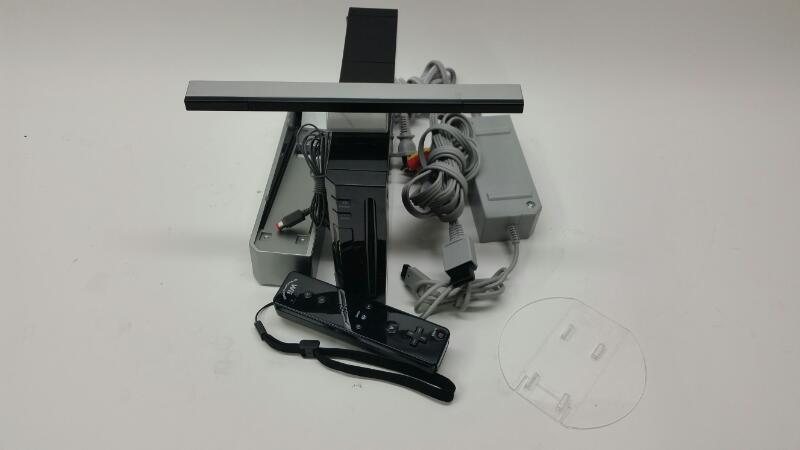 Nintendo Wii - Black Console
