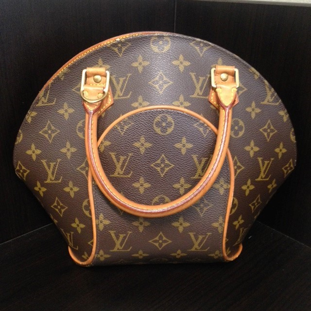 LOUIS VUITTON Handbag MONOGRAM ELLIPSE PM