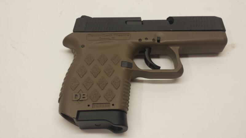 DIAMONDBACK FIREARMS Pistol DB9