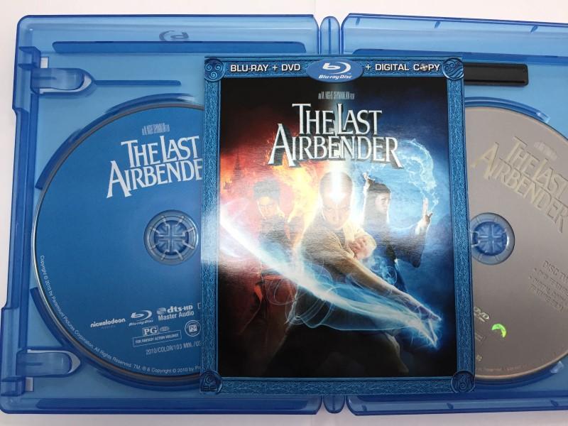 THE LAST AIRBENDER , FANTASY BLU-RAY MOVIE
