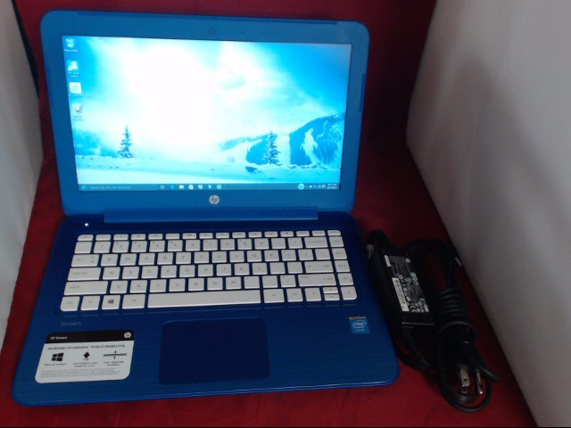 HEWLETT PACKARD Netbook 13-C110NR