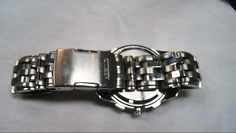 CITIZEN Gent's Wristwatch ECO DRIVE CALIBRE 8700 E870