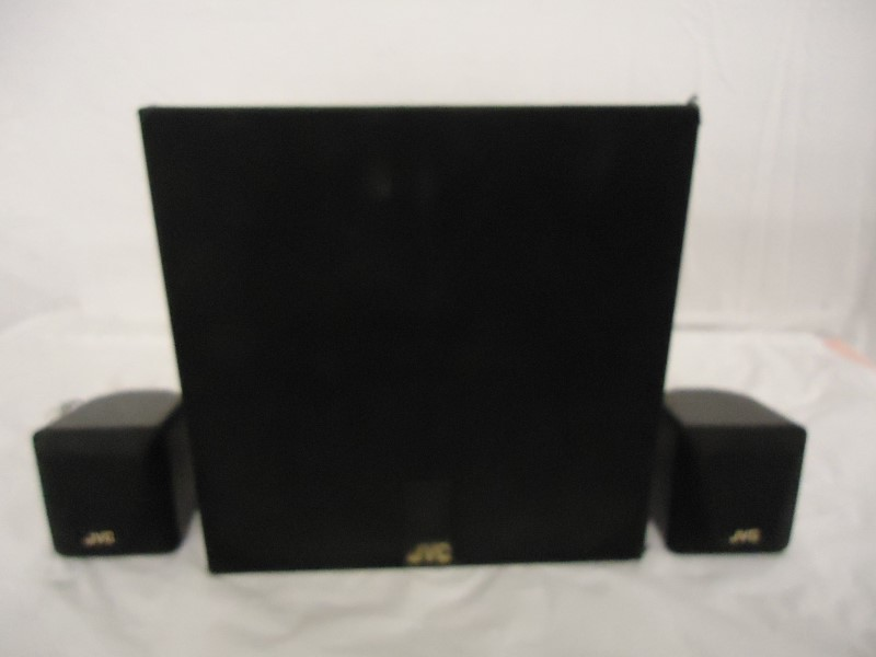 JVC Speakers/Subwoofer SP-PWA-360