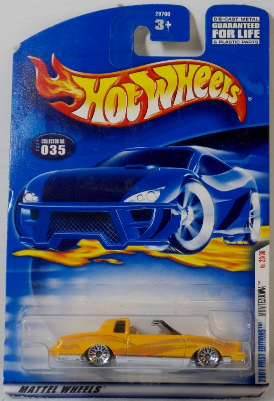 HOT WHEELS 2001 FIRST EDITIONS, 11 CARS ONLY, INCOMPLETE SET