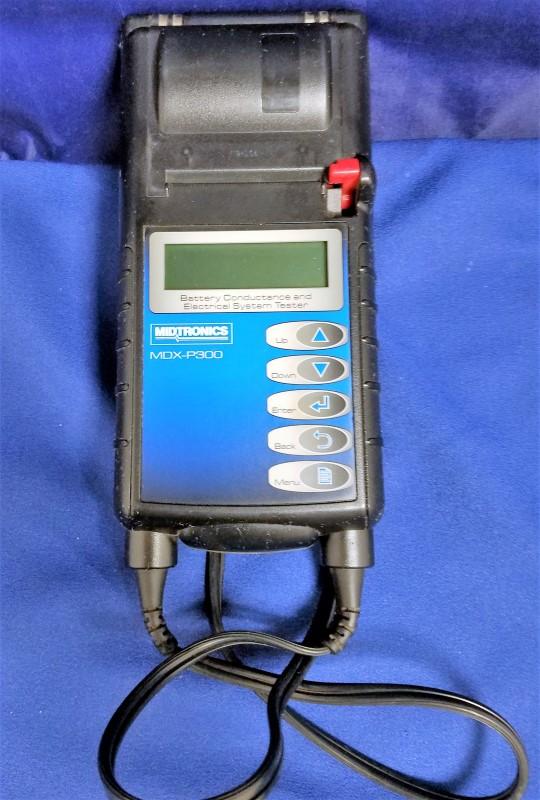 MIDTRONICS TESTER MDX-P300