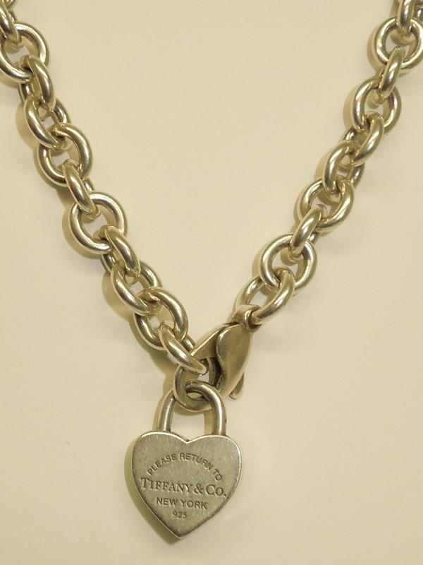 Tiffany & Co. Silver Fashion Chain 925 Silver 66.7g