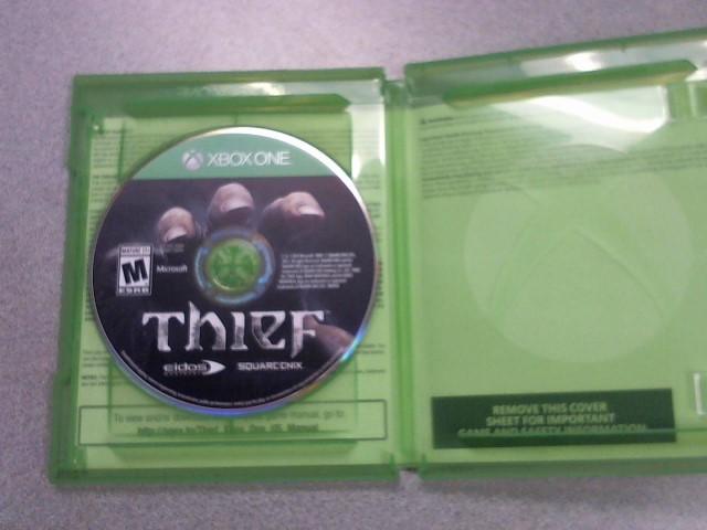 MICROSOFT Microsoft XBOX One Game THIEF - XOB ONE