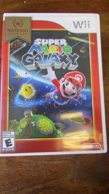 NINTENDO Nintendo Wii Game SUPER MARIO GALAXY WII