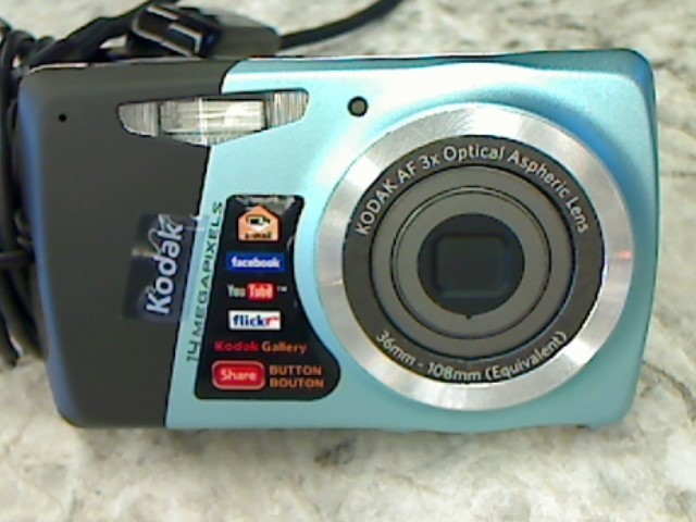KODAK KKL-M531 DIGITAL CAMERA