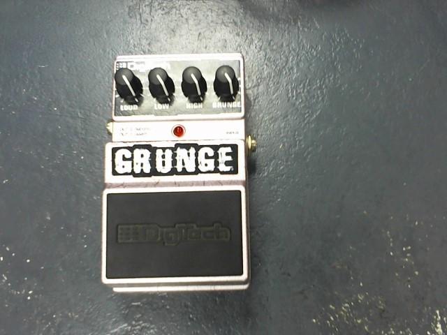 DIGITECH Electronic Instrument GRUNGE