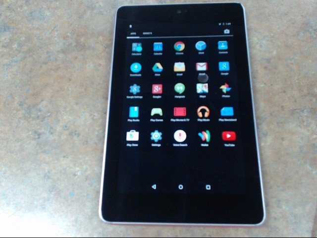 ASUS Tablet NEXUS ME370T