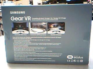 Samsung Gear VR Virtual Reality Headset - SM-R322NZWAXAR