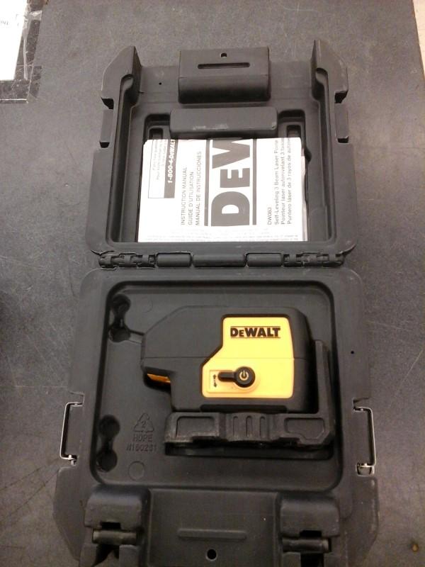 DEWALT Laser Level DW083