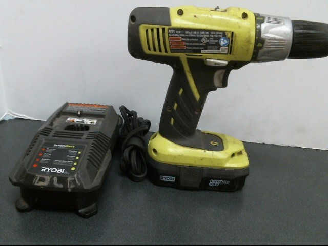 RYOBI Cordless Drill P271
