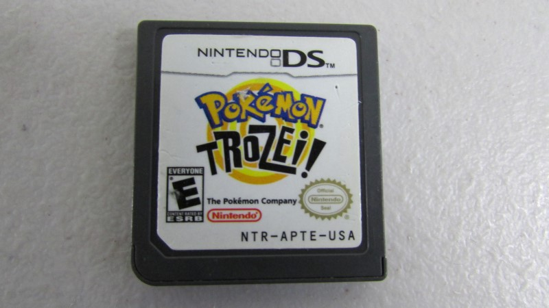 NINTENDO Nintendo DS Game POKEMON TROZEI