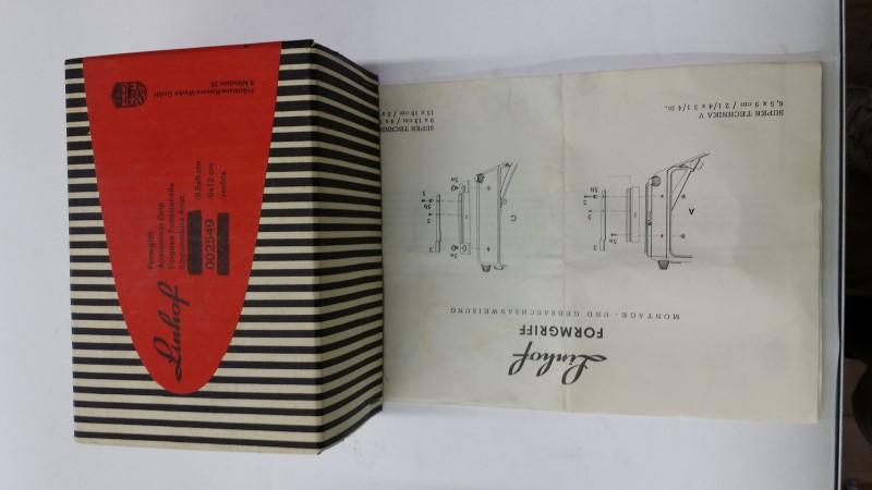 LINHOF FORMGRIFF 002549 9X12CM