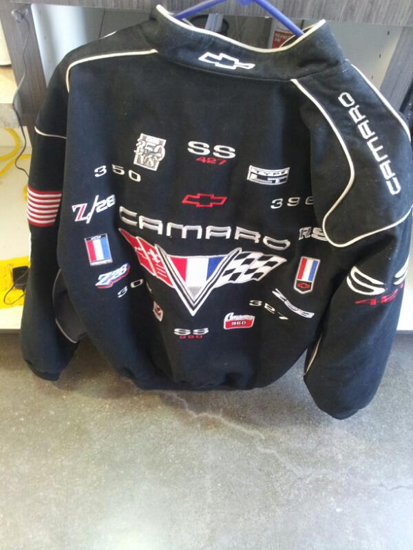 NASCAR Coat/Jacket JACKETS