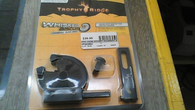 TROPHY RIDGE Archery Accessory MEDIUM WHISKER BISCUIT