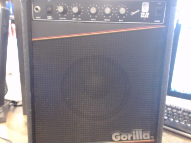 GORILLA Bass Guitar Amp GB-30 BASS