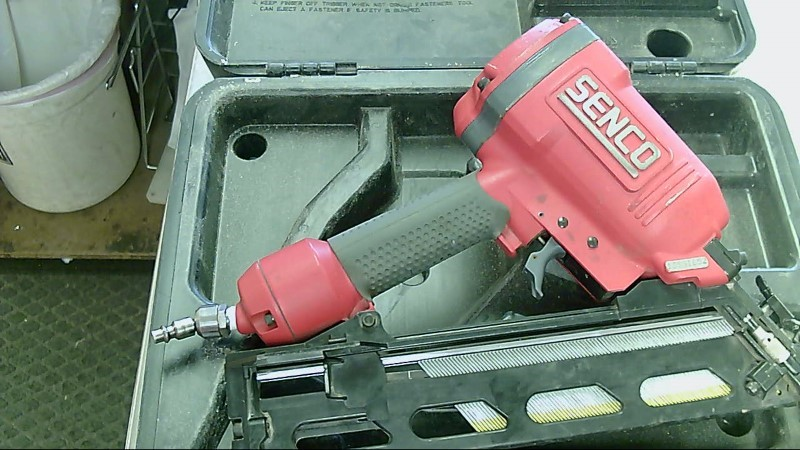 "SENCO FINISH NAILER FINISH PRO 42XP 1-1/4""-2-1/2"""