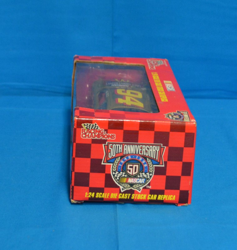 Racing Champions Nascar 1:24 Bill Elliott #94 McDonalds Die Cast Bronze
