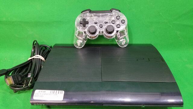 SONY PlayStation 3 - SYSTEM - 12GB - CECH-4301A