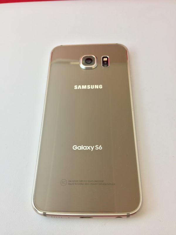 SAMSUNG GALAXY S6 32GB SPRINT - GOLD PLATINUM