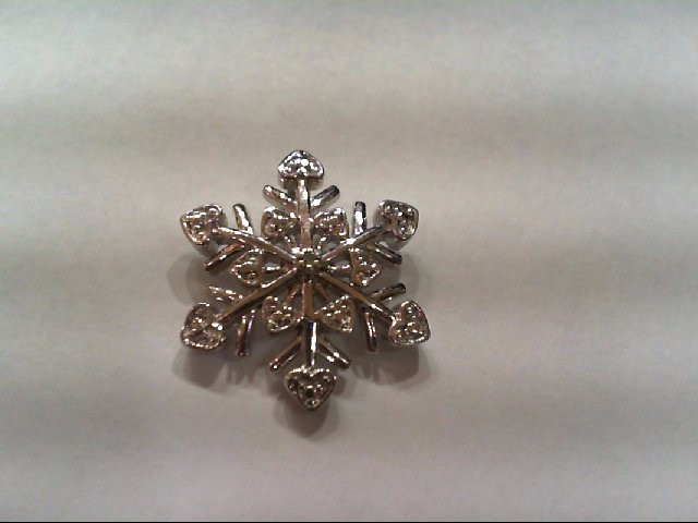 Silver Charm 925 Silver 2.2g