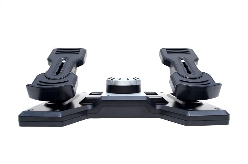 Saitek X52 Pro PC Flight System Controller+Pro Flight Rudder Pedals>