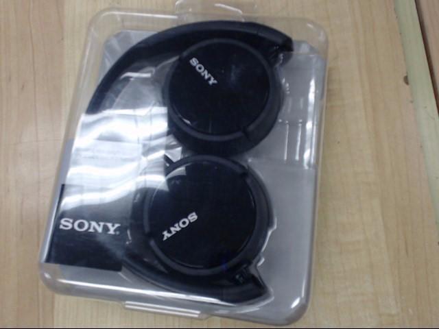 SONY Headphones MDR-ZX110