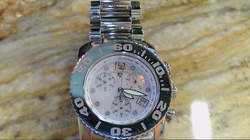 Gent's Swiss Legend Model 316L Wristwatch