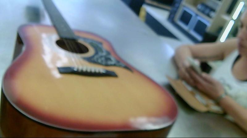 HARMONY Acoustic Guitar 01010