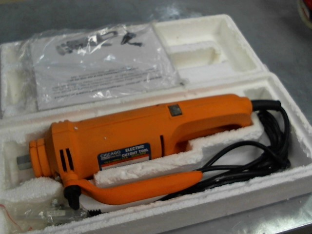 CHICAGO ELECTRIC Miscellaneous Tool 42831