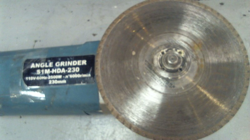 Miscellaneous Tool ANGLE GRINDER