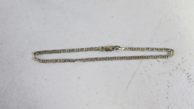 Silver Bracelet 925 Silver 4.15g