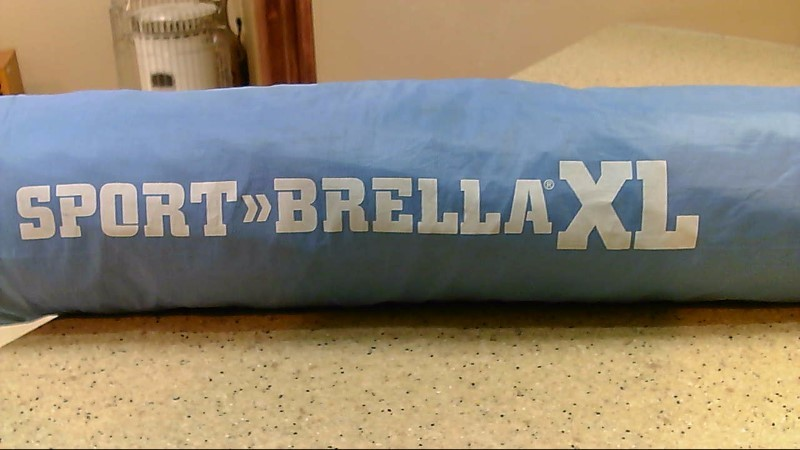 Brella XL Sport Portable Umbrella Shelter Sun Shade Weather Beach Canopy