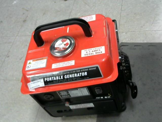 HARBOR FREIGHT TOOLS Generator STORMCAT 60338