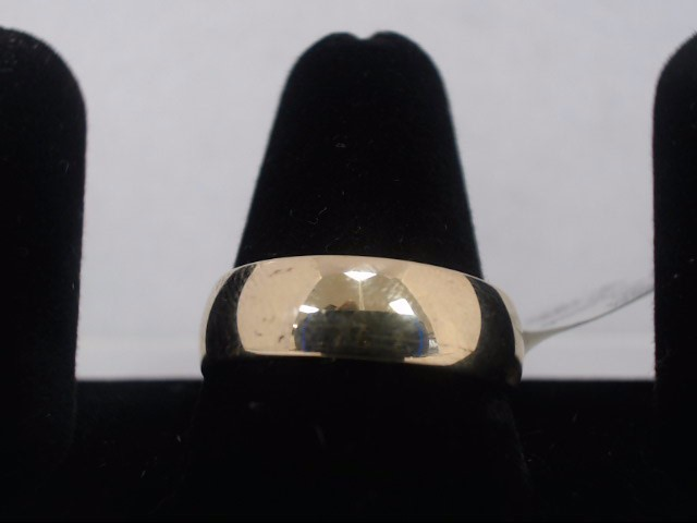 Gent's Gold Ring 10K Yellow Gold 4.4g